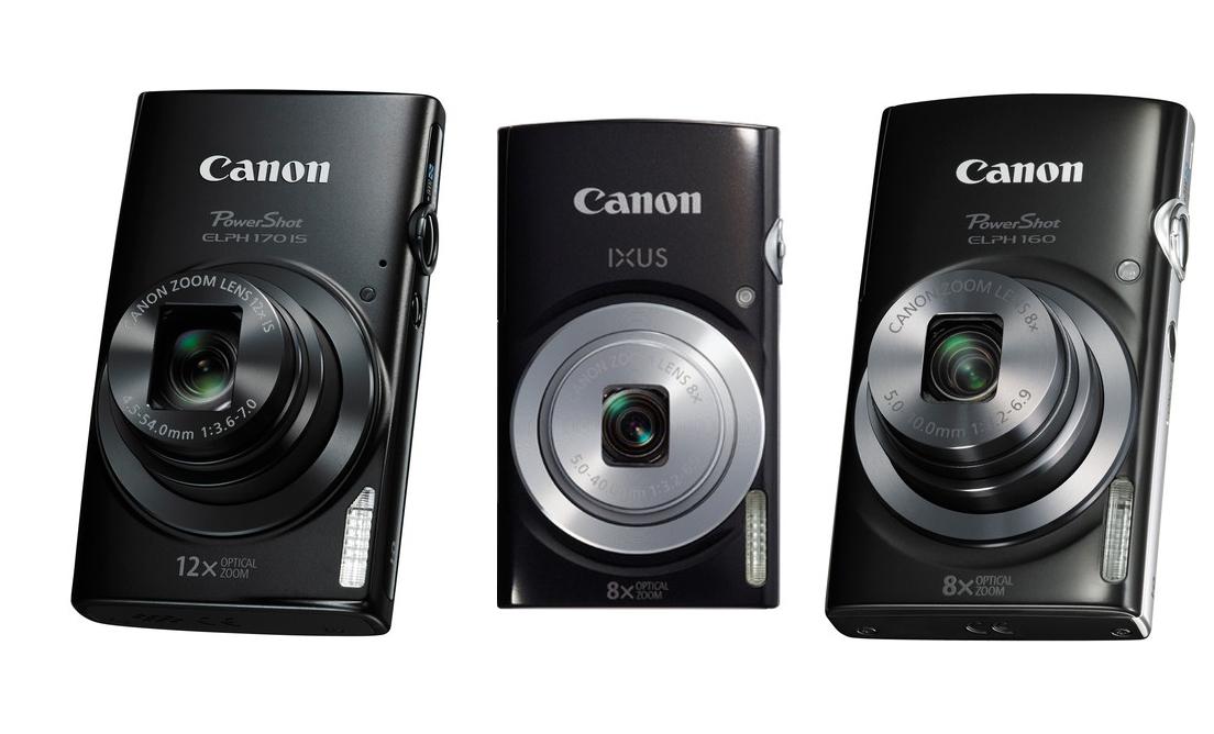 фотоаппараты кенон
