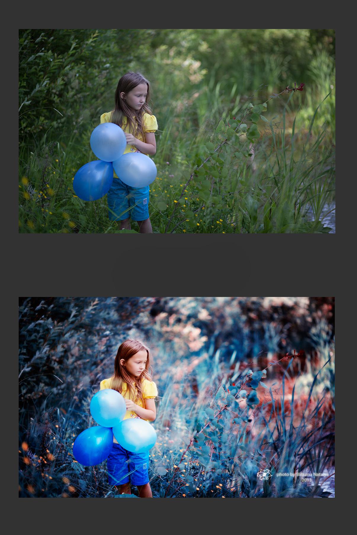 как научиться обработать фото